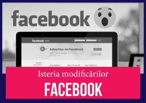 Modificarile anuntate de Facebook