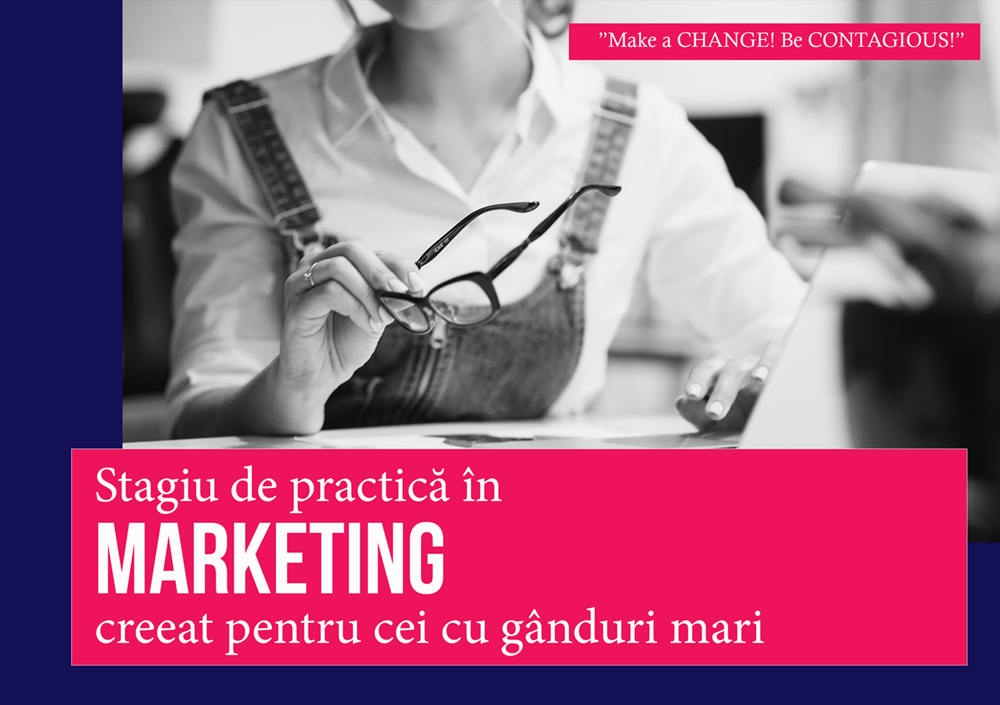 stagiu de practica in marketing