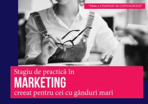 stagiu de practica in marketing